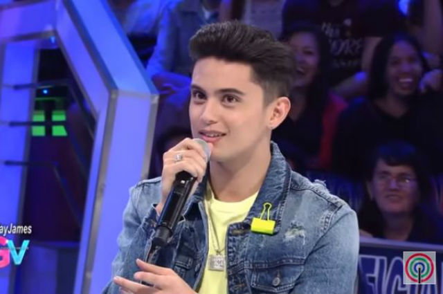 WATCH: James Reid accidentally admits living in with Nadine Lustre
