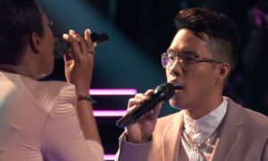 "WATCH: Pinoy singer Jej Vinzon advances to the next round of ""The Voice US"""