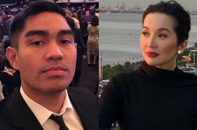 Atty Jesus Falcis calls Kris Aquino 'death threat queen'