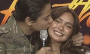"Daniel Padilla tells Kathryn Bernardo: ""I love you very much, BAL"""