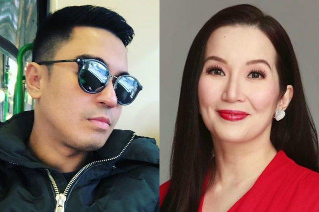 Nicko Falcis shows 'contradiction' of prosecutor's decision on case filed by Kris Aquino