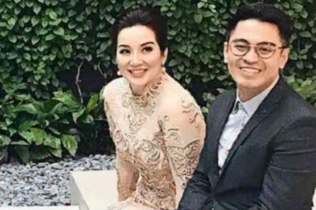 """Kris Aquino posts photos with Nicko Falcis: """"Just in case you miss me"""""""