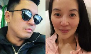 Kris Aquino's camp says Nicko Facis is facing two standing warrants of arrest