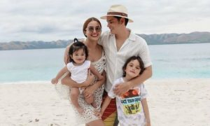 Sarah Lahbati and Richard Gutierrez's son Kai turns 1 year old