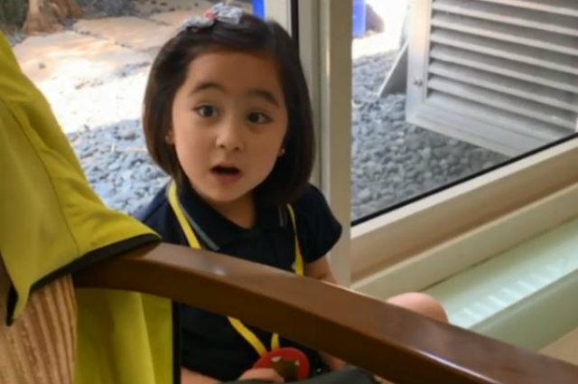 WATCH: Scarlet Snow Belo tries to speak straight Tagalog