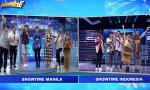 WATCH: It's Showtime PH hosts meet It's Showtime Indonesia family