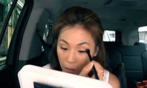 WATCH: Toni Gonzaga shows how she does her make up inside the car