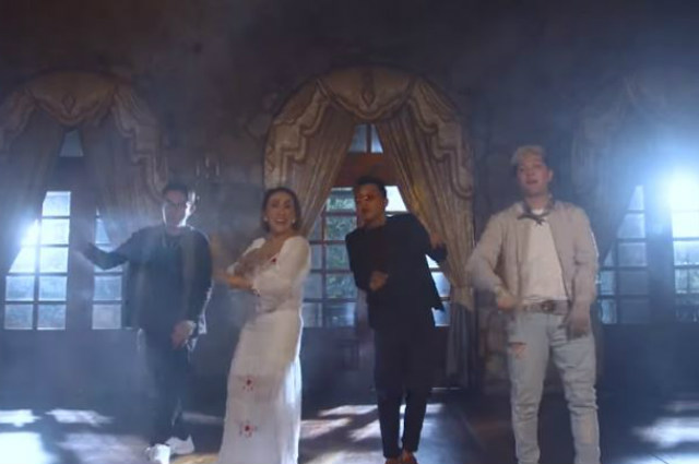 WATCH: Ai Ai Delas Alas joins Ex-Battalion in 'Sons Of Nanay Sabel' music video