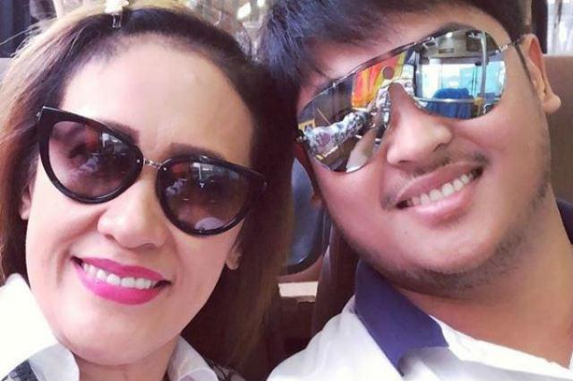 Ai Ai Delas Alas and Gerald Sibayan mark 5th anniversary
