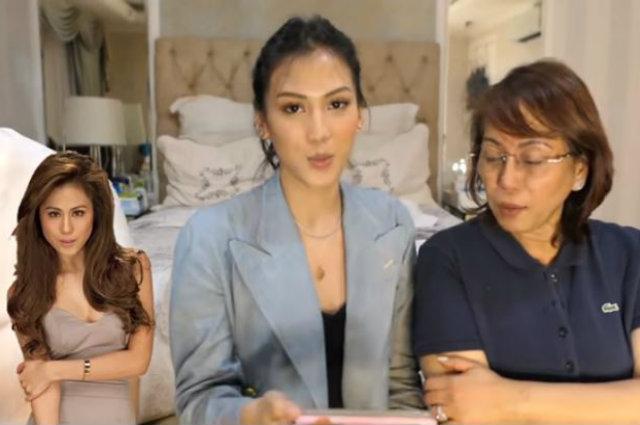 WATCH: Alex Gonzaga and mommy Pinty spoof Toni Gonzaga's 'Catch Me, I'm Falling'