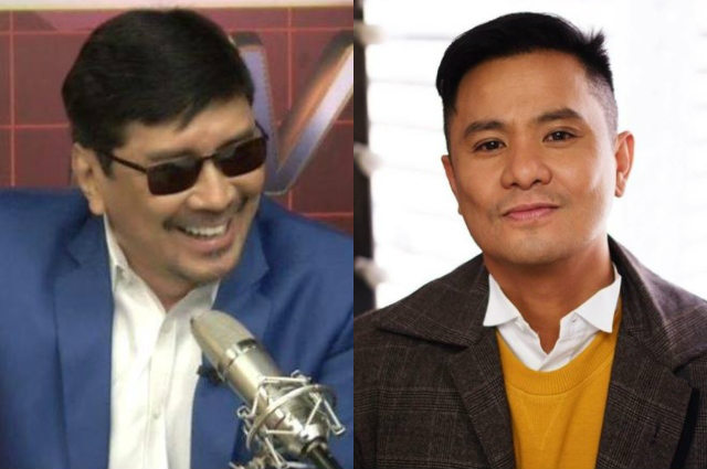 Ogie Alcasid calls out Ben Tulfo after 'maligning' Regine Velasquez