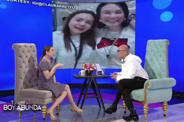WATCH: Claudine Barretto shares details about her reconciliation with Gretchen Barretto