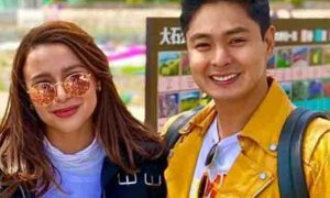 WATCH:  Coco Martin and Yassi Pressman in Japan spark romance rumors anew