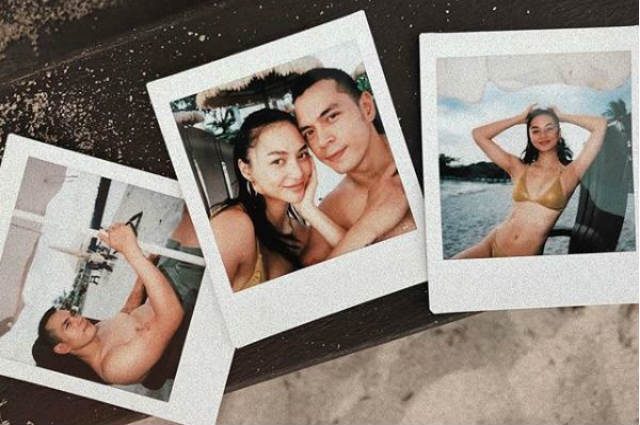 Kylie Verzosa posts photo with Jake Cuenca for the first time