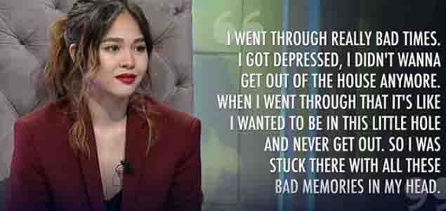 "Janella Salvador reveals how she overcame depression: ""God spoke to me"""