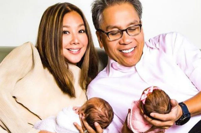 Korina Sanchez reveals Pepe and Pilar's full names with 5 first names each