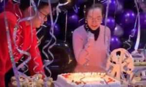 WATCH:  Kris Aquino celebrates Bimby's 12th birthday