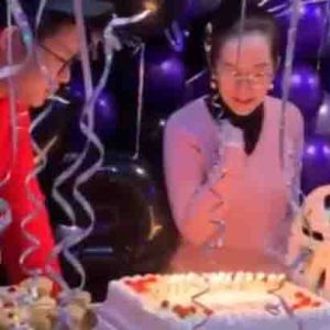 WATCH:  Kris Aquino celebrates Bimby's 12th birthday