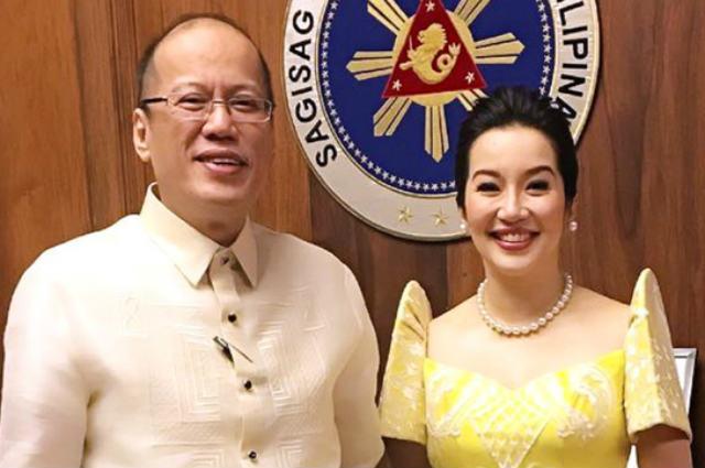 """Kris Aquino defends Noynoy  Aquino from supposed 'friend': """"Inapakan ang pagkatao ng kapatid ko"""""""