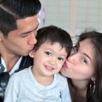 Aljur Abenica shares lovely family photo with Kylie Padilla and baby Alas