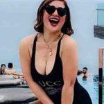Vina Morales looks stunning in her Marilyn Monroe pose