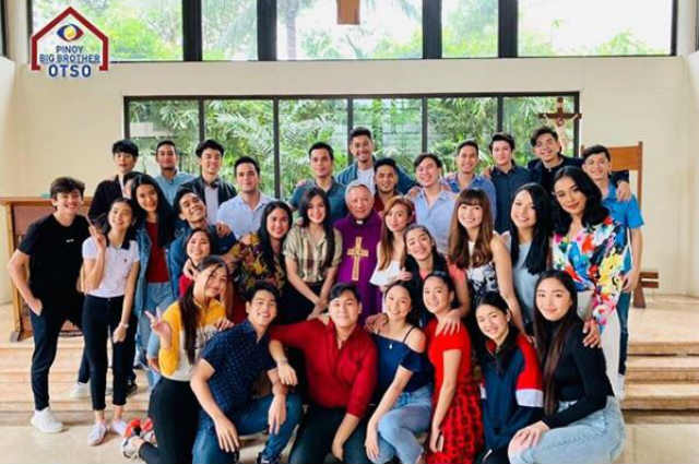 LOOK: PBB Otso's former teen and adult housemates in one photo together