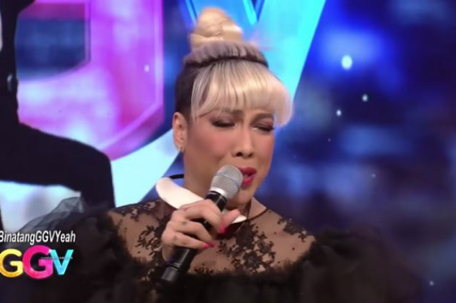 WATCH: Vice Ganda bursts into tears as he remembers his late grandfather