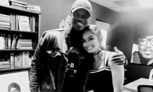 Is Ylona Garcia collaborating with Ne-Yo?