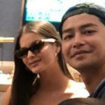 LOOK: Zanjoe Marudo posts photo with Josie Prendergast for the first time