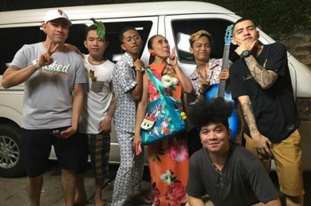 "Ai Ai Delas Alas resigns as 'Ex-Battalion' manager: ""Wala silang respeto sakin"""