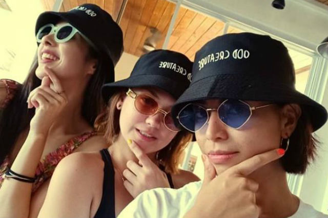 Angelica Panganiban, Maxene Magalona, Glaiza De Castro admired by netizens for bringing friendship even off cam