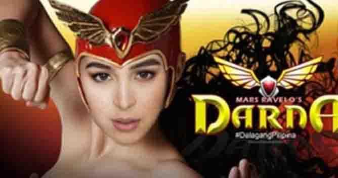 Bagay ba kay Julia Barretto ang gumanap bilang si 'Darna'?