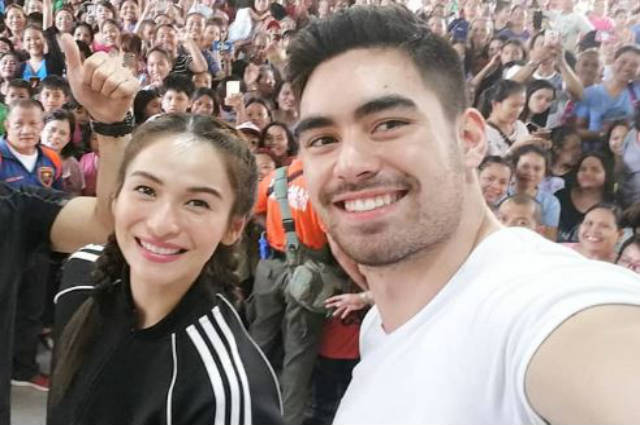 Clint Bondad signs contract with GMA; thanks Jennylyn Mercado for convincing him to be a Kapuso artist