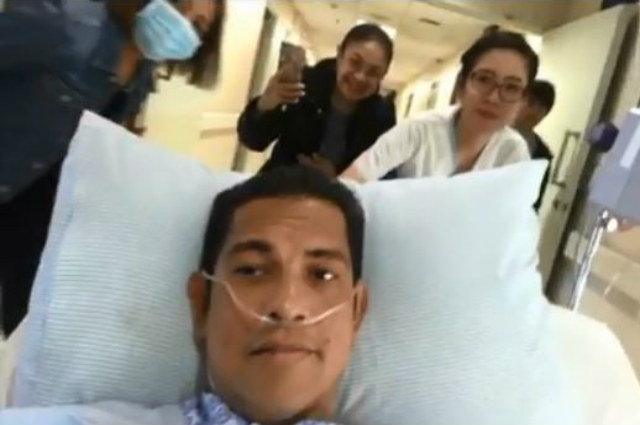 WATCH: Gary Valenciano marks 1st year after heart operation with a
