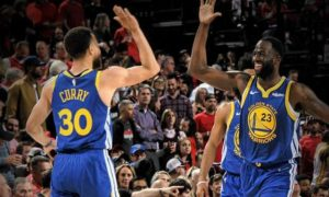 Golden State Warriors enters NBA finals after 4-0 sweep vs. Portland Trail Blazers
