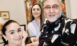"Heart Evangelista shares appreciation post to dad: ""Still thinks about his daughters first"""