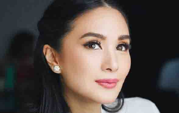 Heart Evangelista answers question about her exes