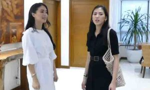 Heat Evangelista joins Alex Gonzaga in her new vlog entry