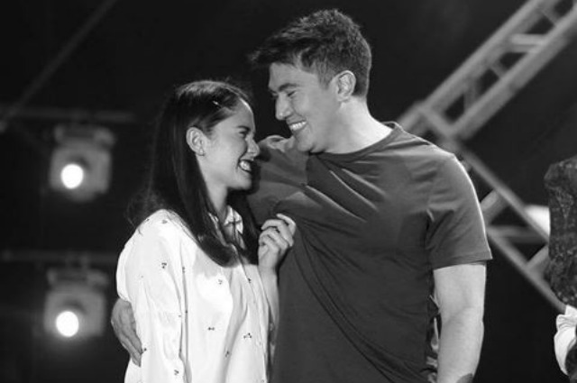 LOOK: Luis Manzano shows how Jessy Mendiola expresses her 'gigil' even when in public