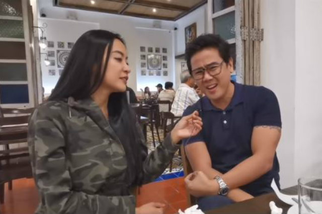Jimmy Bondoc apologizes to Angel Locsin during interview with Mocha Uson