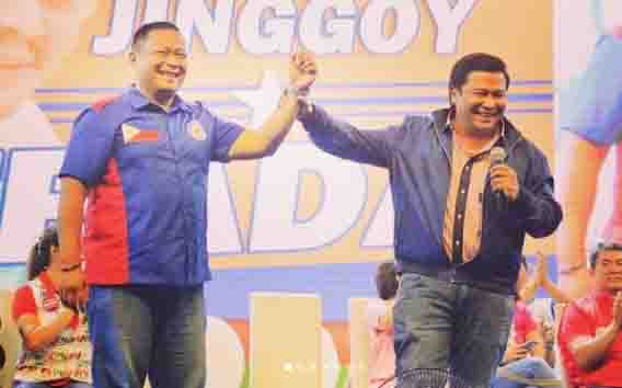 JV Ejercito reacts to family losing in the 2019 election