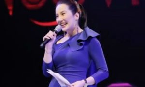 Kris Aquino responds to netizen's comment about her alleged issue with Gokongwei family
