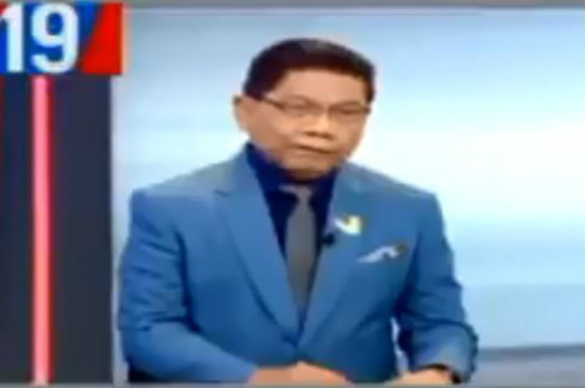 WATCH: Mike Enriquez draws attention online after making fearless remarks on election