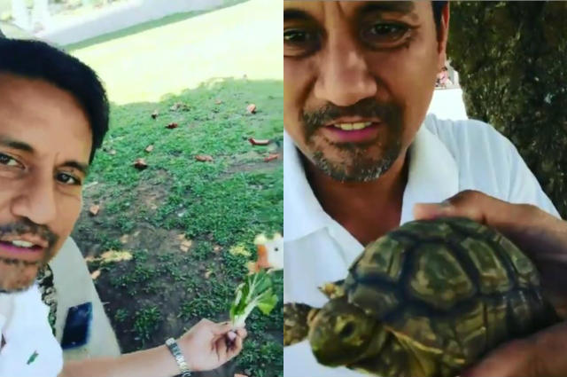 WATCH: Richard Gomez shows a glimpse of his simple farm life