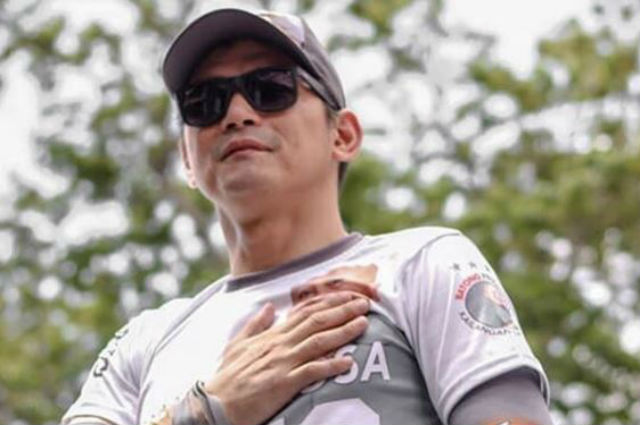"Robin Padilla denies being paid for political endorsements: ""Ako ay hindi bayaran na artista!"""