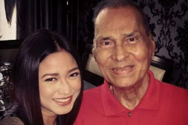 Rudy Francisco, the famous 'lolo' in fast food chain's commercial, passes away at 96
