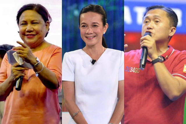 Villar, Poe, Go lead partial and unofficial senatorial election results
