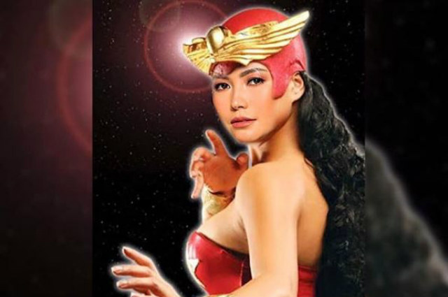Could Yeng Constantino become the next 'Darna'?