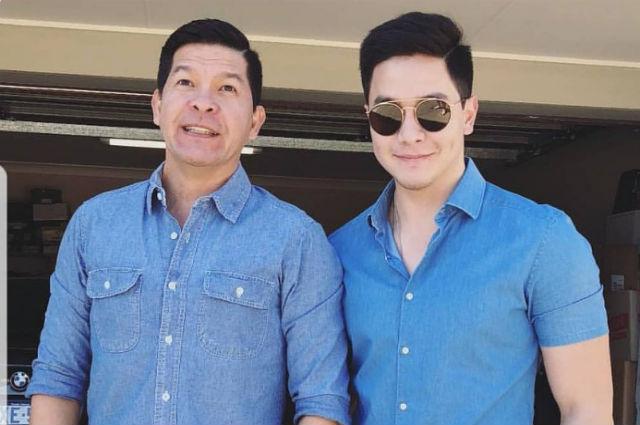 """Alden Richards' dad clarifies rumors surfacing online: """"Wala po ako manugang, walang apo, walang kasal na naganap"""""""