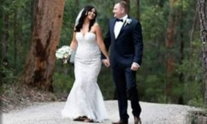 Ana Capri ties the knot with Australian boyfriend